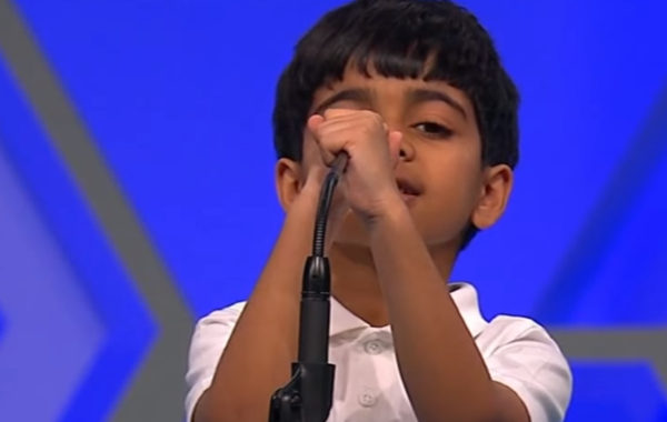 Six-Year-Old Makes Spelling Bee History